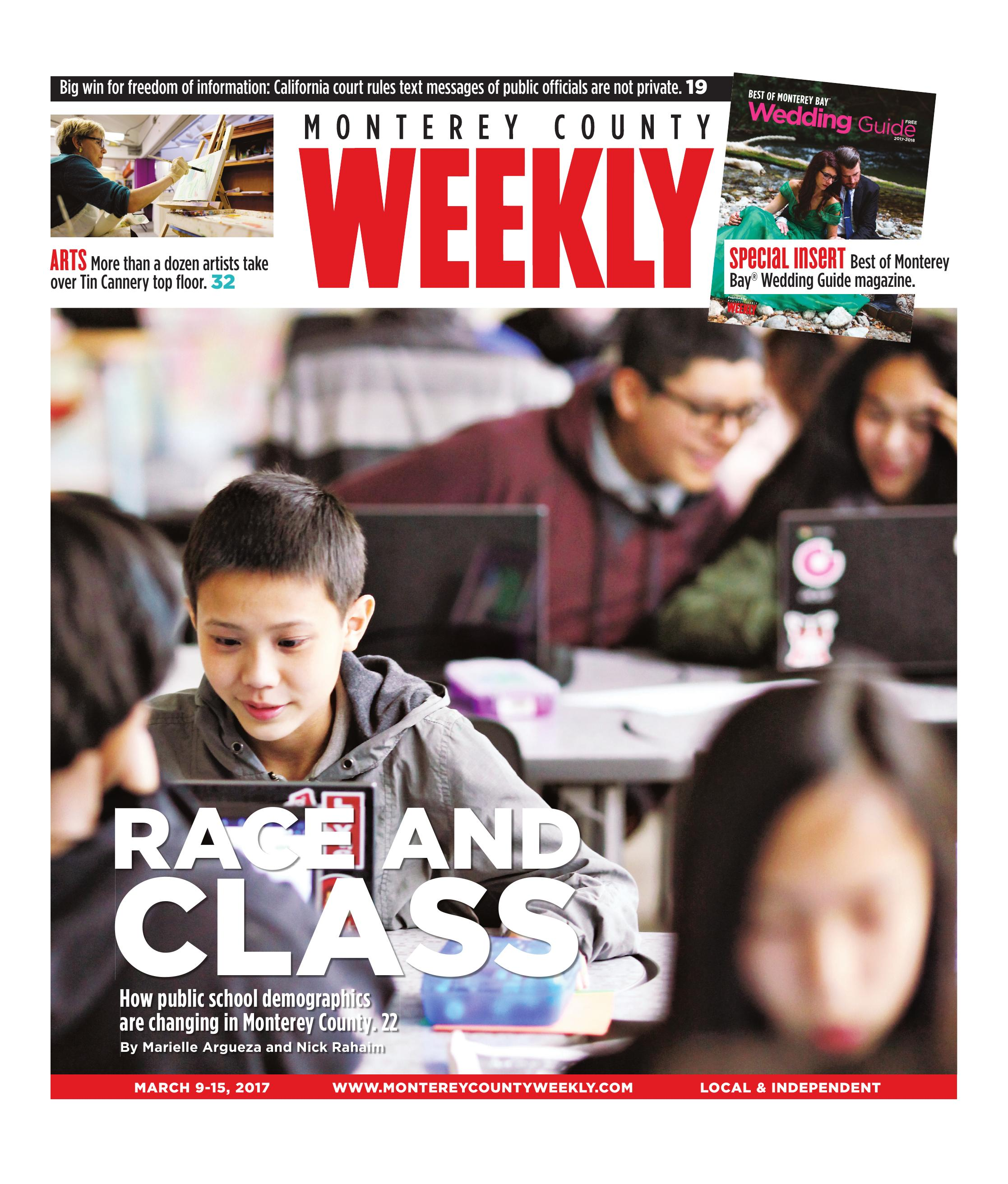 Monterey County Weekly: Race and Class, the resegregation of